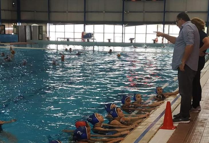 ΓΣ Περιστερίου - κολύμβηση - υδατοσφαίριση