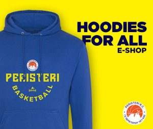 Peristeri E-Shop hoodies