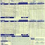 Απόλλων 8 - 6 Περιστέρι (φύλλο αγώνος)
