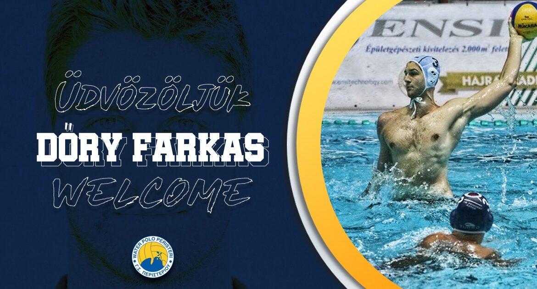 Welcome Döry Farkas - καλωσόρισες Ντόρι Φάρκας