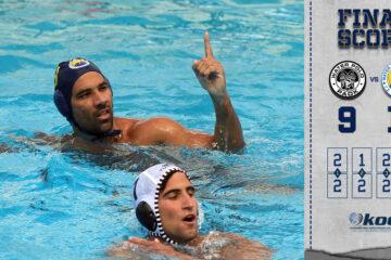 ΠΑΟΚ 9 – 11 Περιστέρι | προημιτελικός Κυπέλλου Ελλάδος υδατοσφαίρισης (21/5/2021)