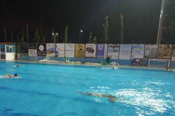 Ξανά στην πισίνα το Περιστέρι