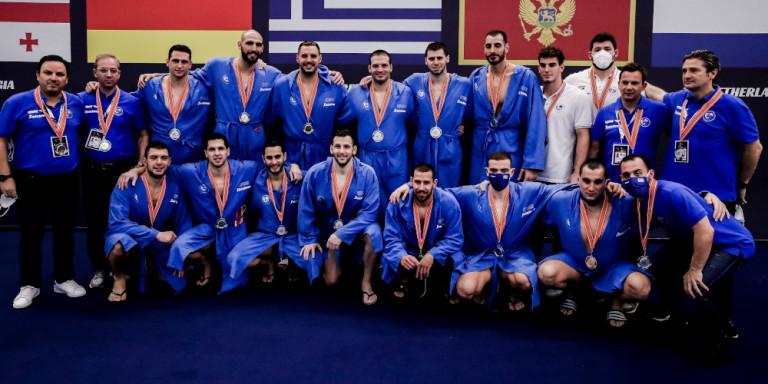 Εθνική Ελλάδος υδατοσφαίρισης