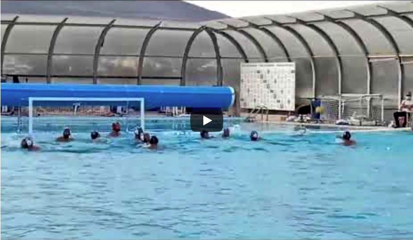 Βουλιαγμένη 14 - 4 Περιστέρι   Α1 υδατοσφαίρισης (5/5/2021)