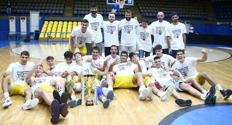 Περιστέρι 89 - 54 Δούκας - δεύτερος τελικός ΕΣΚΑ 2021-22 - 29/7/2021 - κύπελλο