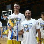 Περιστέρι 89 - 54 Δούκας - δεύτερος τελικός ΕΣΚΑ 2021-22 - 29/7/2021 - Κώστας Παπαμάρκος - Τζουλιάνο Τόλα