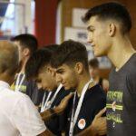 Περιστέρι - Έφηβοι - απονομή χάλκινο μετάλλιο 29/8/2021