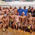 Εφηβική ομάδα υδατοσφαίρισης Περιστερίου - Αύγουστος 2021