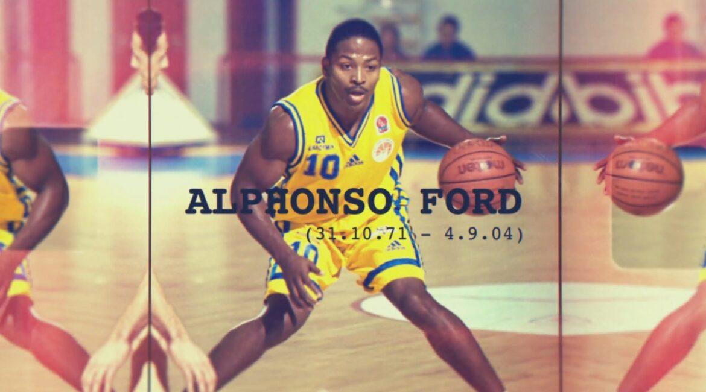 Αλφόνσο Φορντ (31/10/1971 - 4/9/2004)