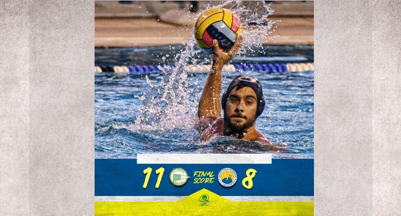 Ορτίτζια 11 - 8 Περιστέρι, υδατοσφαίριση, LEN Euro Cup, 1/10/2021, score card